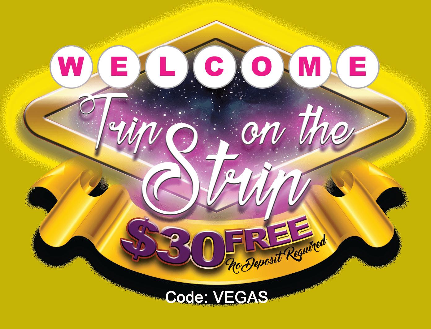 Trip on the Strip - $30 Free